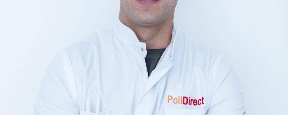 Portret verpleegkundige PoliDirect
